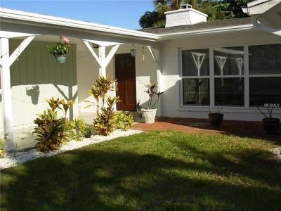 Nokomis, Osprey Single Family Home For Sale: 421 Lyons Bay Road