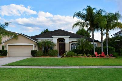 Wesley Chapel Single Family Home For Sale: 26615 Shoregrass Drive
