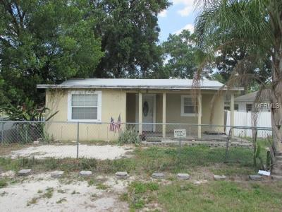 Tampa Single Family Home For Sale: 1915 W Flora Street