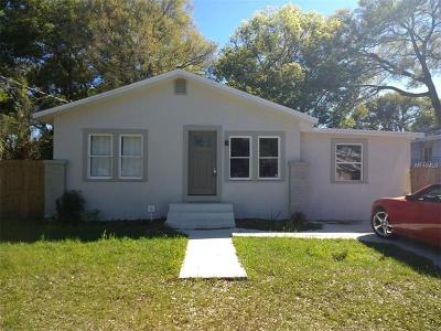 Hernando County, Hillsborough County, Pasco County, Pinellas County Single Family Home For Sale: 505 E Cluster Avenue