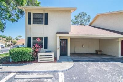 Tampa Townhouse For Sale: 7517 Camarina Calle