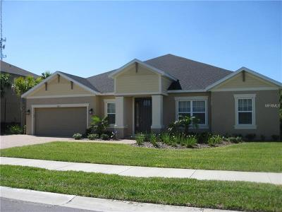 Pinellas County Single Family Home For Sale: 3623 Arboretum Place
