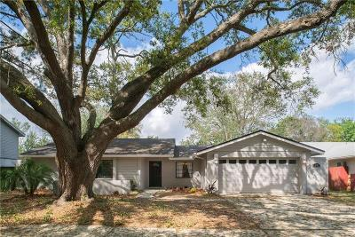Tampa Single Family Home For Sale: 4605 Freshwind Avenue