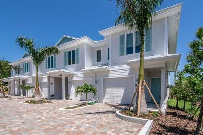Largo Townhouse For Sale: 12717 Indian Rocks Road