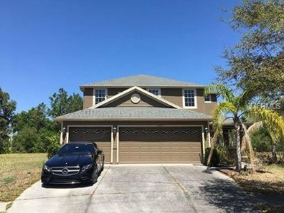 Tampa Single Family Home For Sale: 20617 Whitebud Court