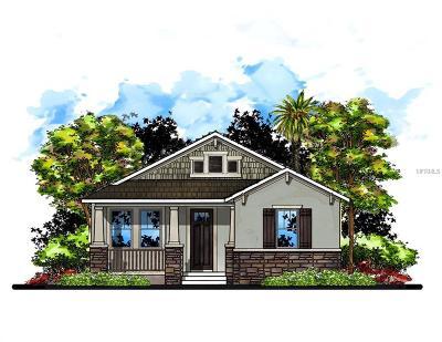 Tampa Single Family Home For Sale: 209 W Hamilton Avenue