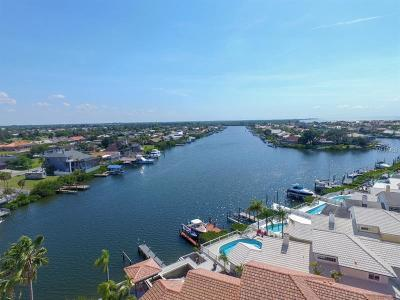 Apollo Beach Townhouse For Sale: 826 Symphony Isles Boulevard