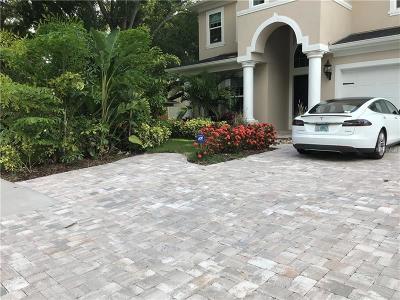 Single Family Home For Sale: 3911 W Euclid Avenue