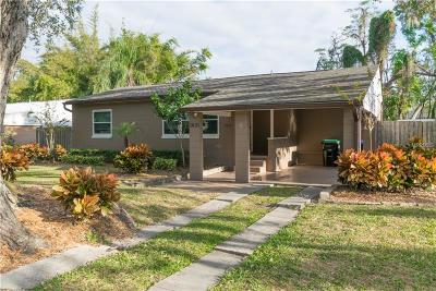 Single Family Home For Sale: 1631 Pinewood Drive