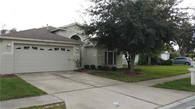 Weslely Chapel, Wesley Chapel Single Family Home For Sale: 31325 Wrencrest Drive
