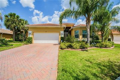 Wimauma Single Family Home For Sale: 4911 Sapphire Sound Drive