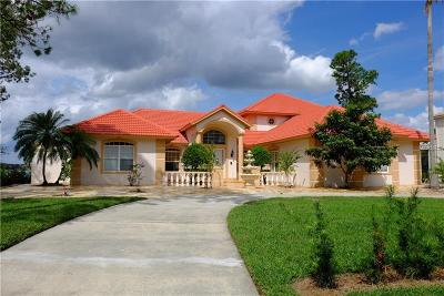 Single Family Home For Sale: 8457 Sand Lake Shores Court