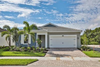 Sarasota Single Family Home For Sale: 5933 Long Shore Loop #108