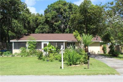 Plant City Single Family Home For Sale: 2201 Clemons Road