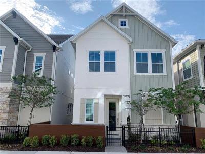 Lake Mary Single Family Home For Sale: 340 Wheelhouse Lane