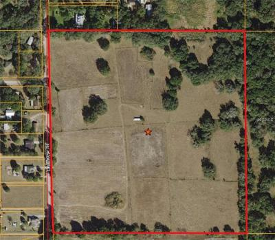 Thonotosassa Residential Lots & Land For Sale: 10201 Timmons Road