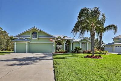 Apollo Beach Single Family Home For Sale: 433 Island Cay Way