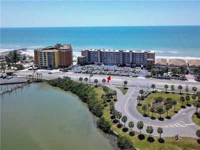 Indian Shores Condo For Sale: 18650 Gulf Boulevard #110
