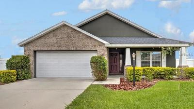 Plant City Single Family Home For Sale: 1237 Wild Daisy Drive