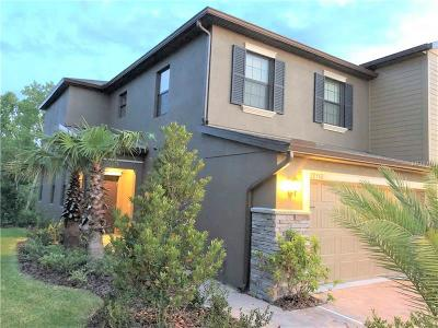 Wesley Chapel Townhouse For Sale: 28510 Tranquil Lake Circle