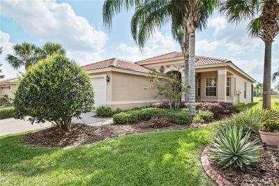 Single Family Home For Sale: 15712 Crystal Waters Drive