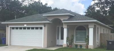 Tampa Single Family Home For Sale: Lella Avenue