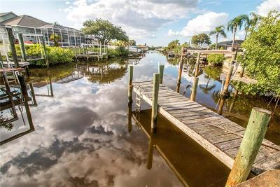 Apollo Beach Single Family Home For Sale: 713 Apollo Beach Boulevard