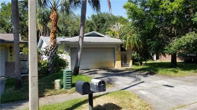Pinellas Park Single Family Home For Sale: 6817 Circle Creek Drive N