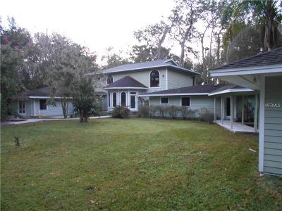 Odessa FL Single Family Home For Sale: $2,100,000