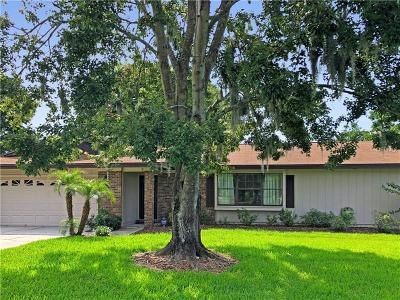 Mulberry Single Family Home For Sale: 132 Woodcrest Court