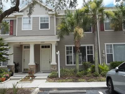 Tampa Townhouse For Sale: 12229 Country White Circle