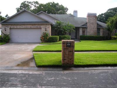 Valrico Single Family Home For Sale: 3813 Northridge Drive