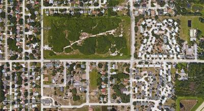 Largo Residential Lots & Land For Sale: 13400 Pine Street