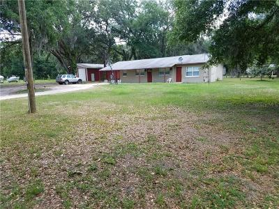 Riverview Single Family Home For Sale: 5906 Watson Road