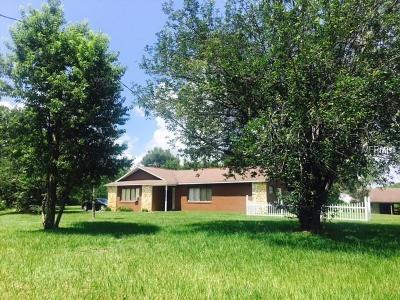 Sanford Single Family Home For Sale: 300 Summerville Lane