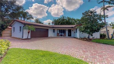 St Petersburg Single Family Home For Sale: 1148 Seville Lane NE