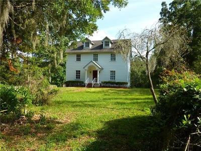 Brooksville Single Family Home For Sale: 1384 Mondon Hill Road