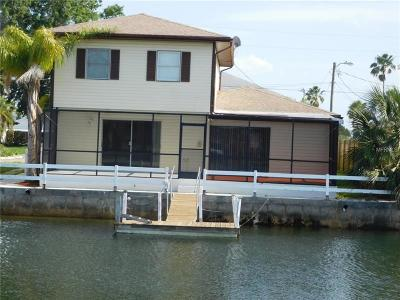 Hernando Beach FL Single Family Home For Sale: $375,000