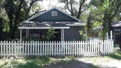 Tampa Single Family Home For Sale: 6704 N Taliaferro Avenue