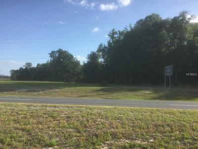 Wildwood Residential Lots & Land For Sale: 1 Sr 44