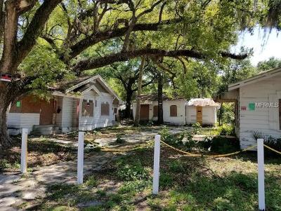 Tampa Multi Family Home For Sale: 8209 N 12th Street