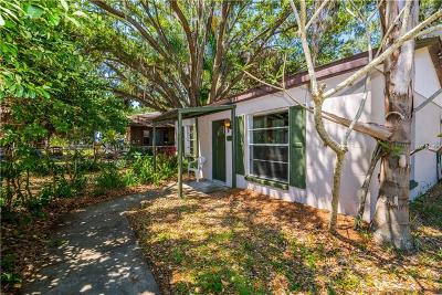 Single Family Home For Sale: 7422 Bay Drive