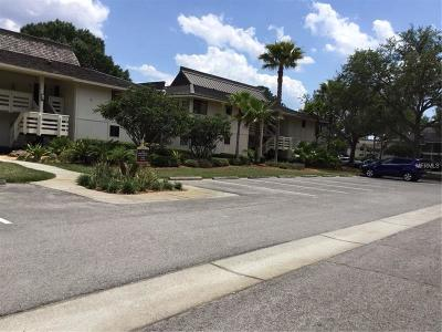 Wesley Chapel Condo For Sale: 5020 Mill Pond Road #3162