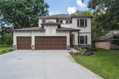 Single Family Home For Sale: 4505 Hudson Lane