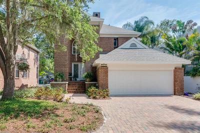 Tampa FL Single Family Home For Sale: $625,000