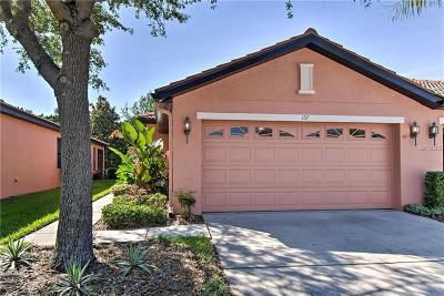Apollo Beach Villa For Sale: 157 Shell Falls Drive