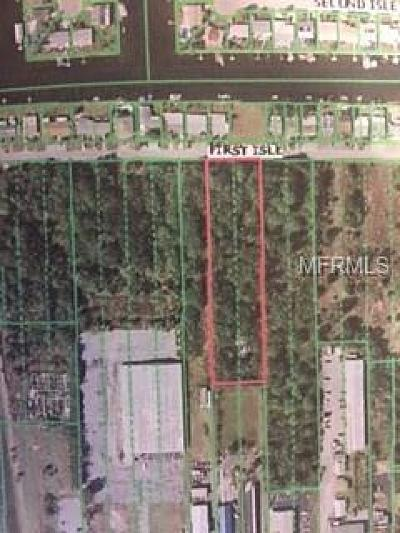Hudson Residential Lots & Land For Sale: First Isle