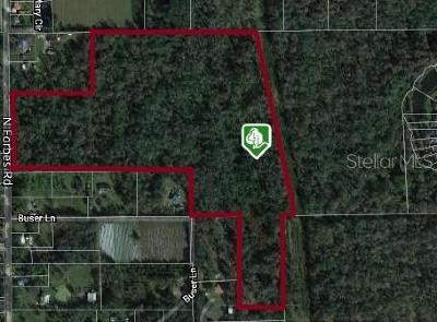 Plant City Residential Lots & Land For Sale: 0 Forbes