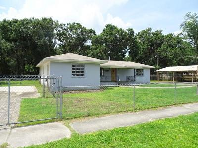 South Tampa Sub Single Family Home For Sale: 6209 10th Avenue S