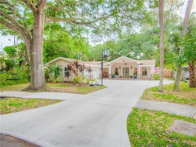 Tampa Single Family Home For Sale: 5108 W Evelyn Drive